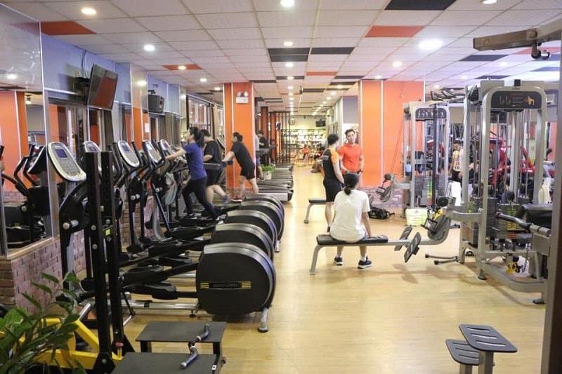 Trung tâm Lio Fitness & Yoga