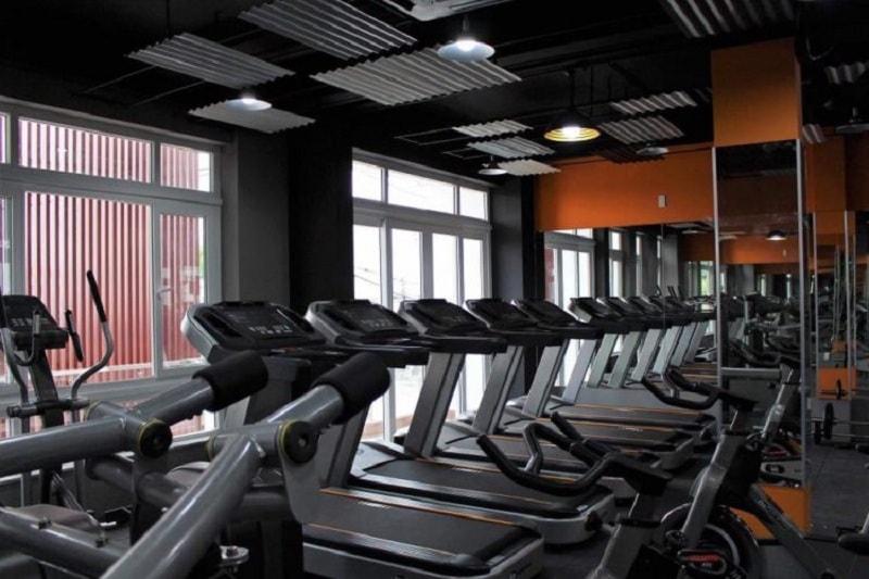 Trung tâm Megafit Fitness
