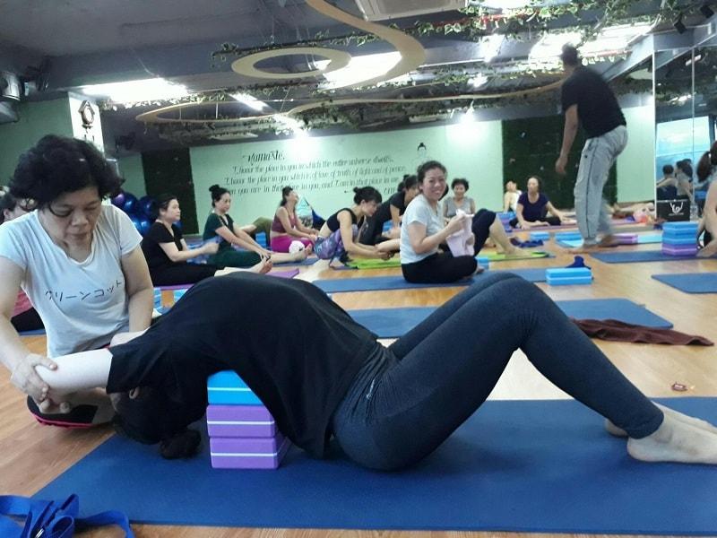 Trung tâm Namaste Yoga & Dance