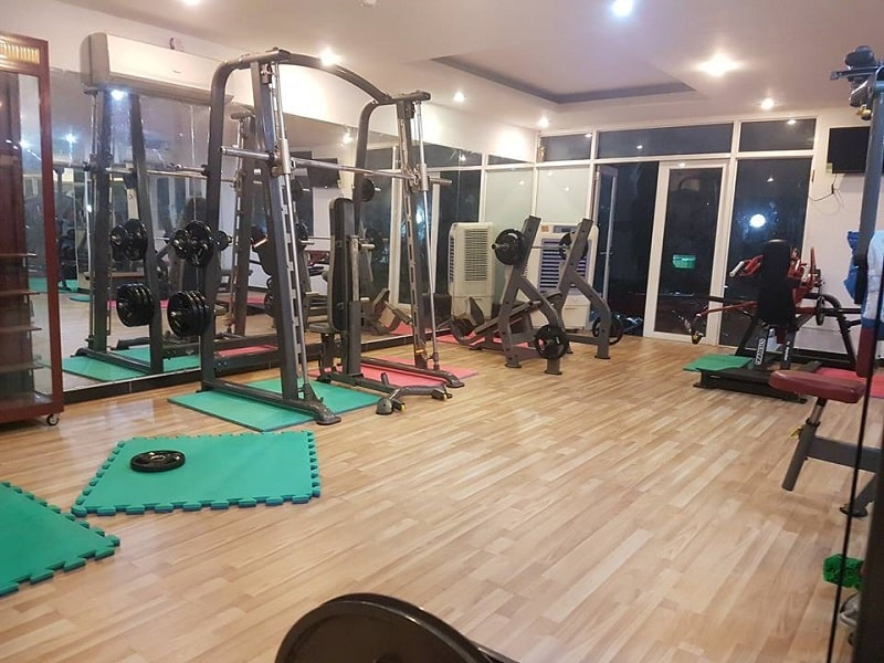 Trung tâm P Gym & Yoga sở hữu nhiều đặc điểm nổi bật
