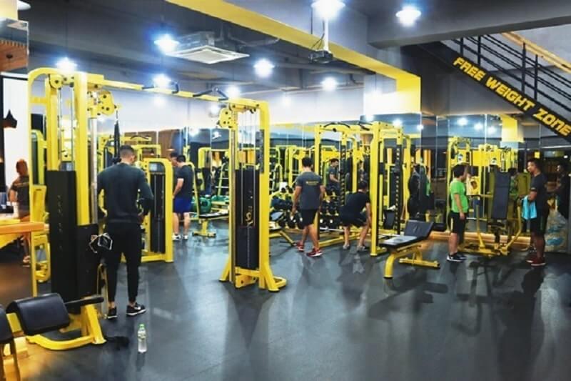 Trung tâm Power Up Fitness
