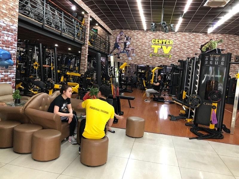 Trung tâm T&V Fitness Center
