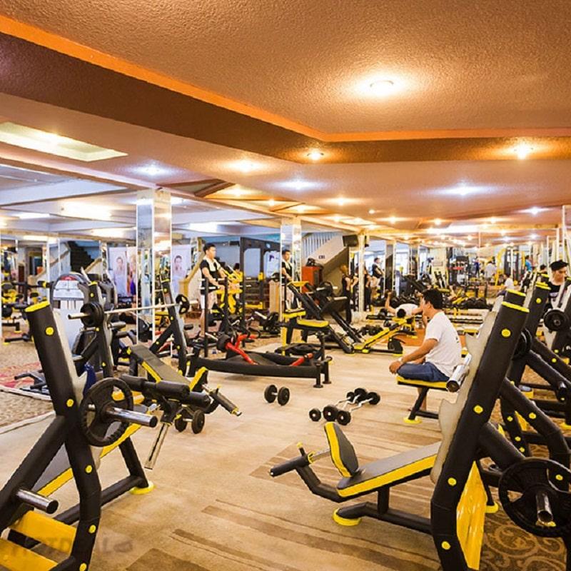 Gym Tài Nguyên