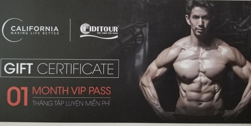 Vì sao ai cũng muốn sở hữu những tấm voucher tập gym này?