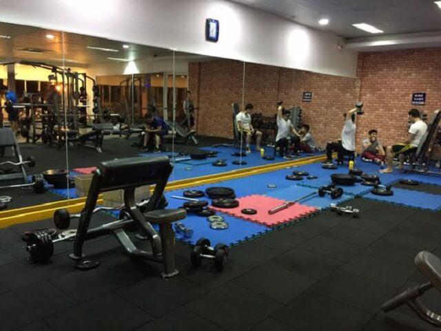 Young Gym nhận được những đánh giá về chất lượng và dịch vụ tại đây cũng khá khả quan.