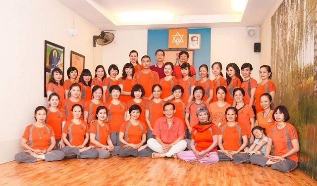 ADYOGA là hệ thống các phòng tập Yoga