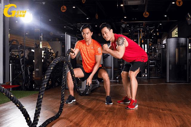 Các loại hình thức tập luyện ở Gym One