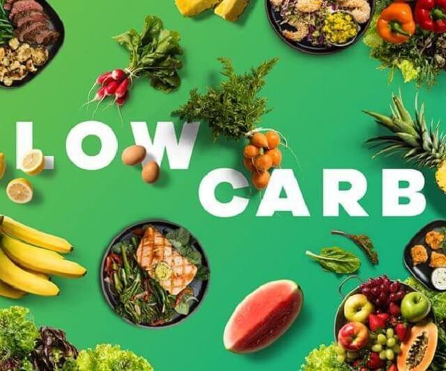 Chế độ ăn Low Carb giảm mỡ bụng nhanh chóng