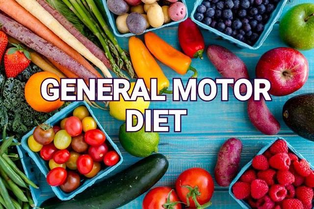 Giảm nhanh 6kg trong vòng 7 ngày nhờ áp dụng chế độ gm diet