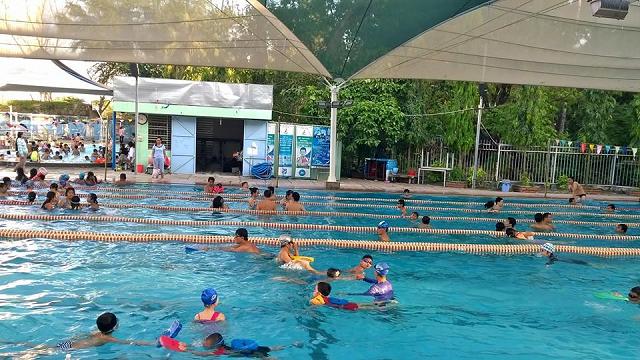 Hồ bơi Kỳ Đồng