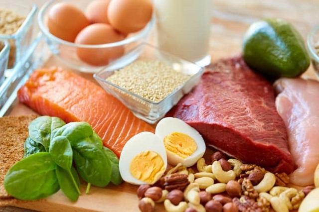 Kết hợp chế độ ăn khoa học