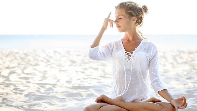Kỹ năng hít thở luân phiên bằng mũi