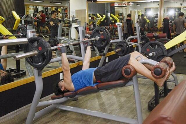 MMA GYM là hệ thống phòng tập đẳng cấp hàng đầu tại Việt Nam