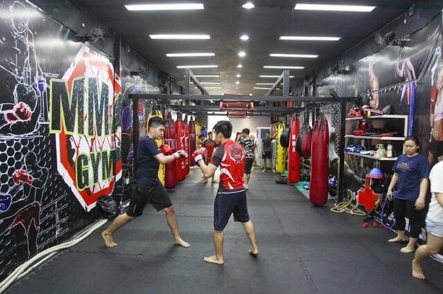 MMA GYM Nguyễn Tri Phương có thế mạnh trong các bộ môn Thái Boxing - Quyền Thái - Muay Thái