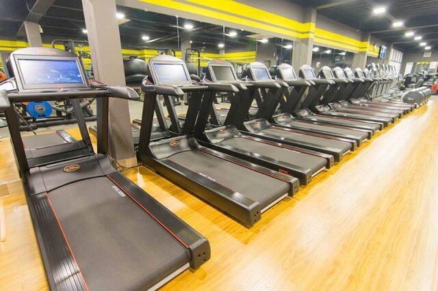 New Fitness & Yoga Centers có 2 cơ sở