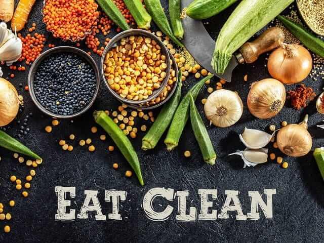 Nguyên tắc để có một thực đơn eat clean chuẩn là gì?