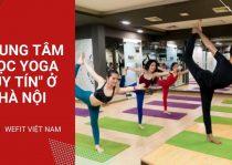 Trung Tâm Học Yoga Ở Hà Nội