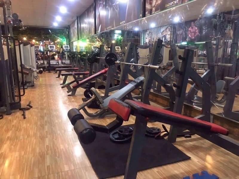 Phòng tập Bảo Sports