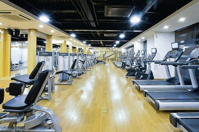 Phòng tập Leo Fitness có nhiều ưu điểm nổi trội