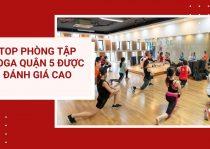 phòng tập yoga quận 5