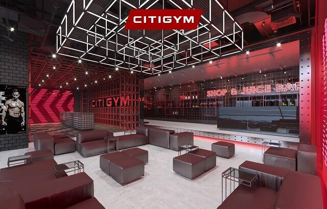 Review chi tiết về phòng tập Citi gym