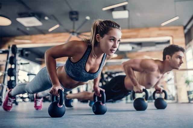 Tập gym cho nữ là cách nhanh nhất để có vóc dáng vạn người mê