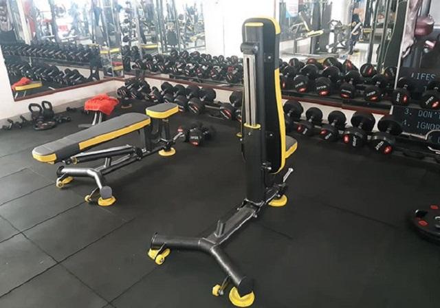 Titan Gym đa dạng về các bộ môn
