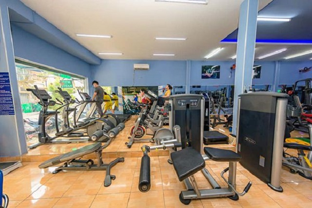 Titan Gym - phòng tập hàng đầu TP HCM