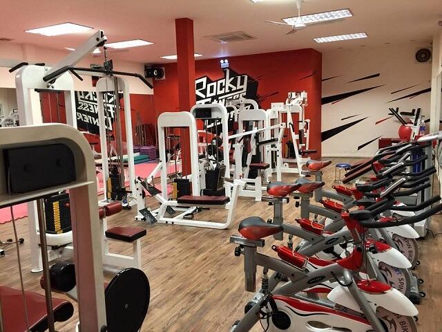 Trocky-fitness-center