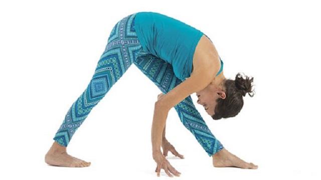 Tư thế giúp cơ thể nâng cao độ dẻo dai