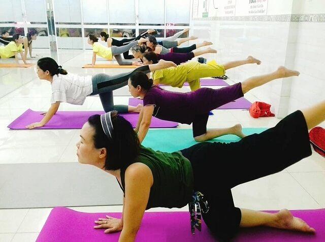 Yoga được chia thành nhiều lớp tập từ cơ bản đến nâng cao