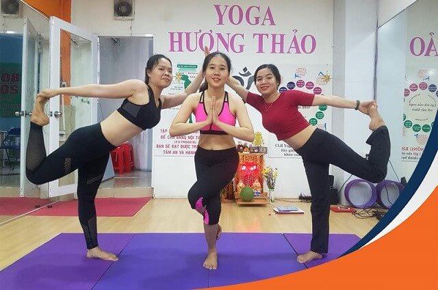 Yoga Hương Thảo Bình Thạnh