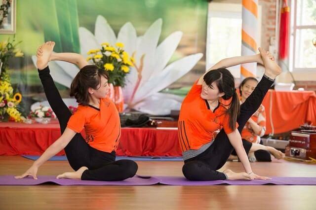 Yoga là bộ môn tốt cho sức khỏe