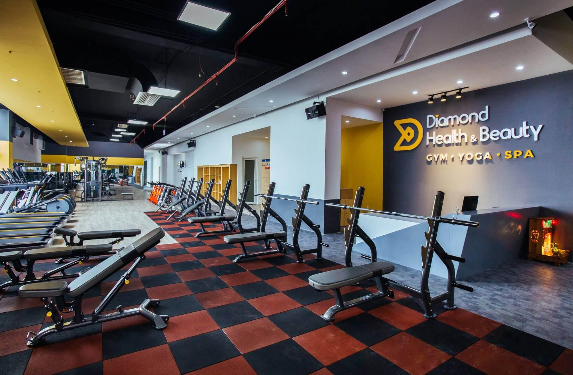 Phòng tập Diamond Health & Beauty
