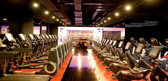 California Fitness & Yoga quận Bình Tân là CLB 5 sao