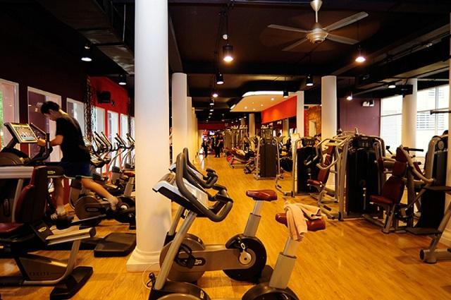 Chi phí tập tại Elite Fitness khá đa dạng