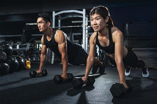 Gói tập Platinum tại Elite Fitness