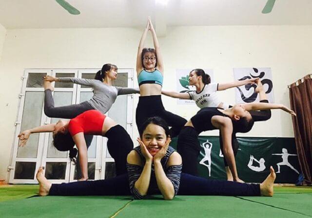 Phòng tập An Mộc Yoga Hà Đông