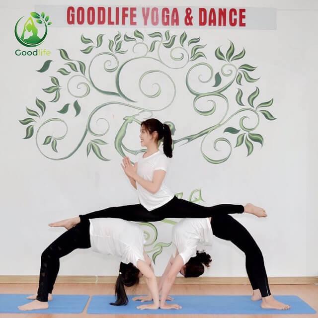 Phòng tập Goodlife Yoga & Dance