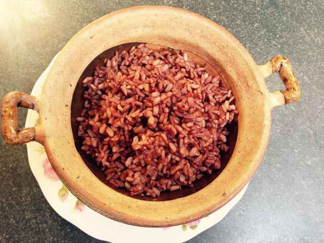 cách ăn gạo lứt giảm cân
