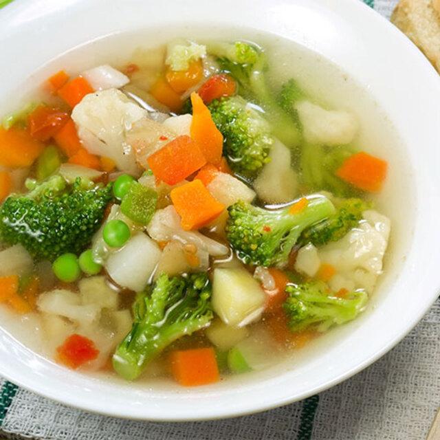 cách nấu súp giảm cân