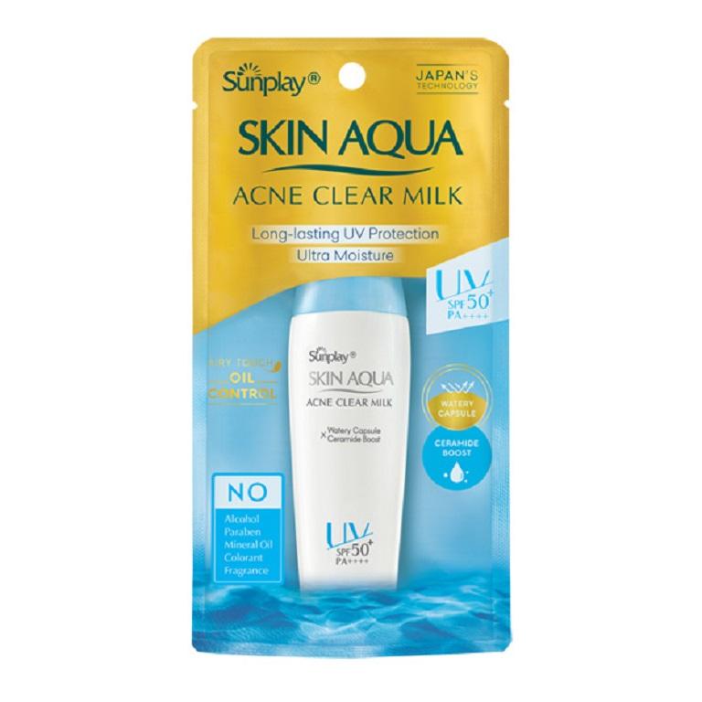 Kem chống nắng Skin Aqua