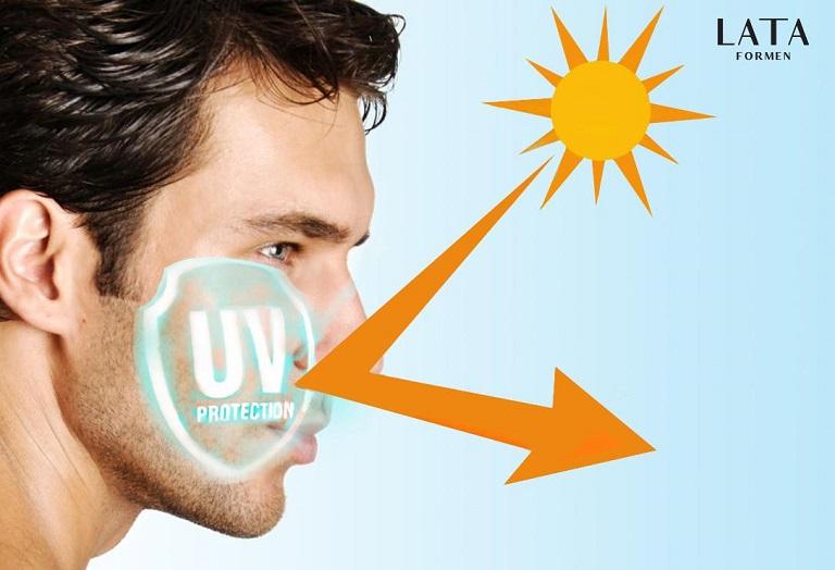 chống nắng cho nam